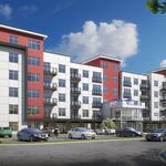 $51 million apartment project to break ground