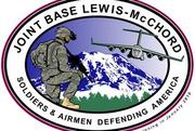 2. Joint Base Lewis-McChord, a major military installation south of Tacoma, employed 56,000 people in Washington state in 2012, the same number as in the previous year.