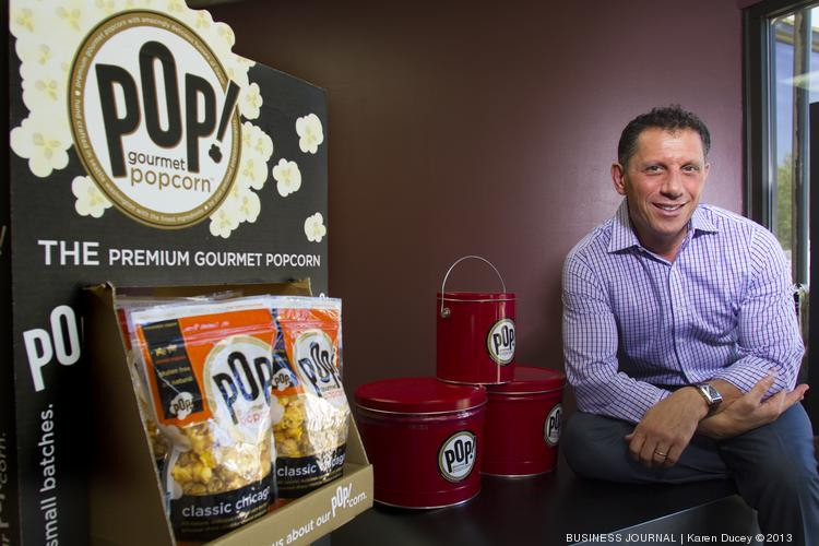 Starting a Popcorn Gourmet Company – Sample Business Plan Template
