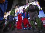 Are pedestrian plazas keeping Broadway's suburban fans away?