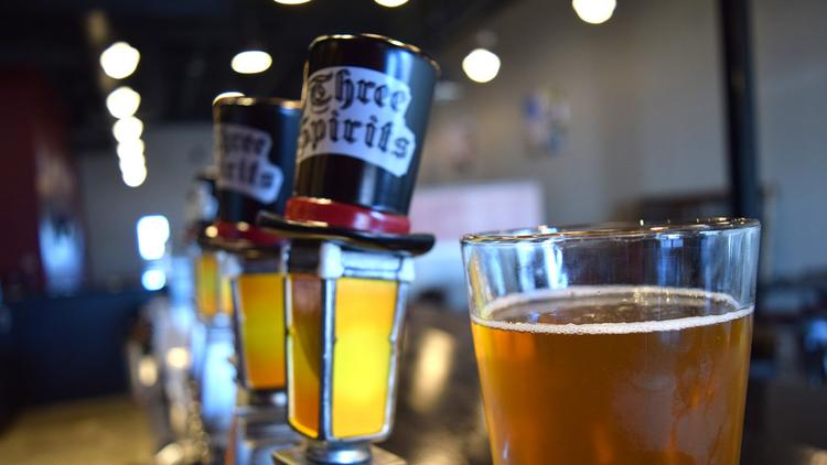 Three Spirits Brewery is up for sale - Charlotte Business