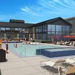 FIRST LOOK: Grandview Yard residents getting a clubhouse with pool and fitness center