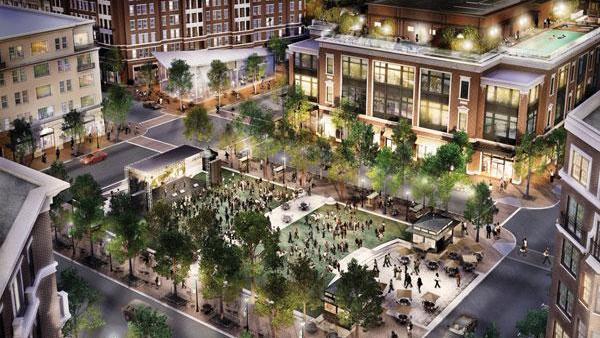 GID breaks ground on phase two of Regent Square mixed-use near Buffalo  Bayou - Houston Business Journal