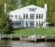 203 President St., Annapolis List price: $4.95 million  5,250 square feet 4 bedrooms, 4 baths