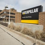 Caterpillar to cut 10,000 jobs by 2018; may close more than 20 plants
