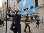 Twitter shares surge on report of possible takeover