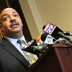 In the middle of corruption trial, Phila. DA <strong>Seth</strong> <strong>Williams</strong> jailed after guilty plea