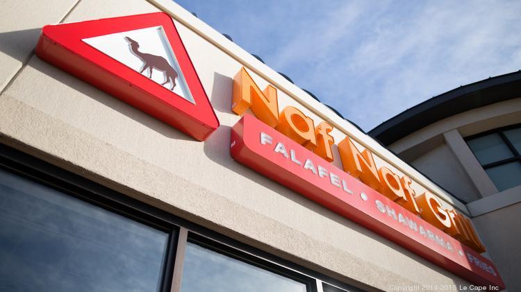 Naf Naf Grill Middle Eastern Restaurant Concept From