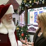 Take3: Southwest Plaza kicks off reopening with Santa spectacular (Video)