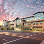 Mountain View office complex next to transit center sells for ~$1,300 per square foot