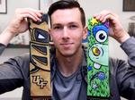 Rock 'Em Socks founder Rob Starkman: 'We're really fast at turning ideas into tangible items'
