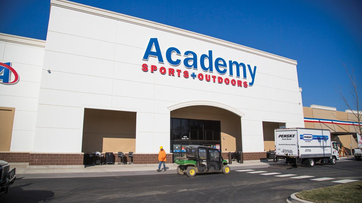 academy sports outdoors sporting stores huntsville san opening outdoor greensboro antonio national south triad eyes site burlington center bring kmart