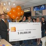 See which local company won a $20,000 FirstBank grant in the elevator pitch business contest