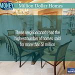Top Seattle-area neighborhoods for $1 million home sales