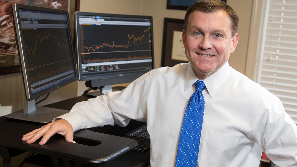 Securities brokerage firms in Wichita search for young talent as