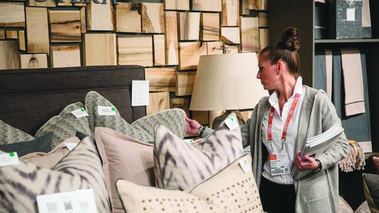According To An Annual Survey Of Residential Furniture Manufacturers And  Distributors, Not Much Changed In
