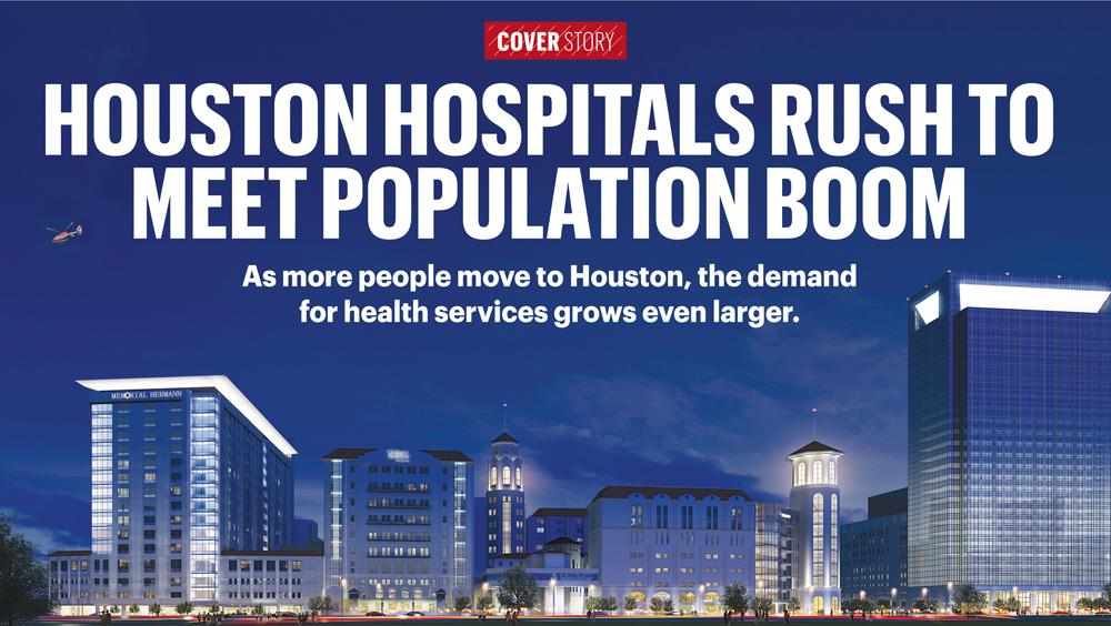 Houston's population growth brings major expansions by