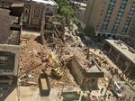 Civil trial over Market Street building collapse heads to the jury