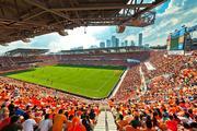 BBVA Compass Stadium, home of the Houston Dynamo Architect: Populous Opened: 2012 Cost: $95 million Capacity: 22,000