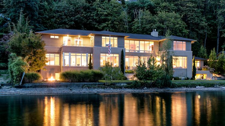 This Home At 4911 N.E. Laurelcrest Lane Is For Sale For $13.25 Million,  Making It