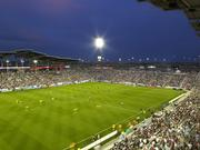 Dick's Sporting Goods Park, home of the Colorado Rapids Architect: Populous Opened: 2007 Cost: $131 million Capacity: 18,000