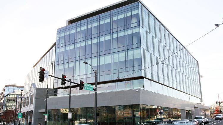 The Allen Institute headquarters opened in December 2015.