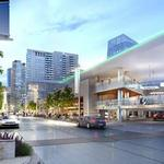 New parking garage, retail get underway as part of major Victory Park redo
