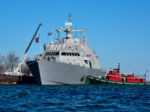 Wisconsin Sen. Johnson seeks more flexibility in Navy's littoral combat ship purchases