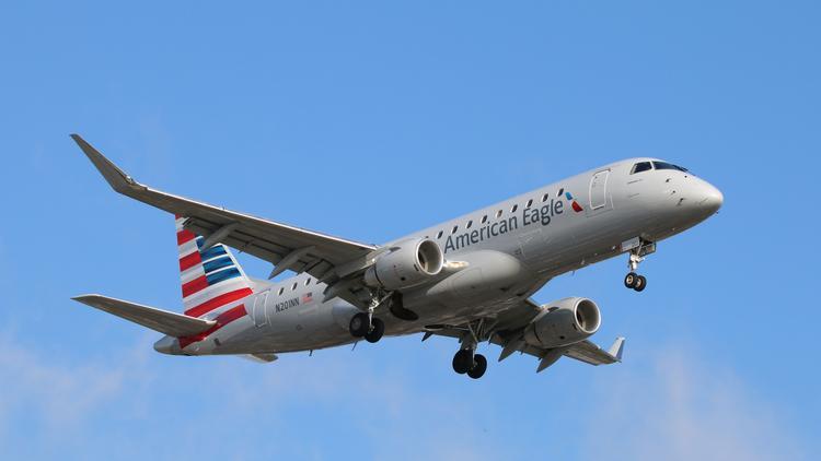 American Airlines Adds Nonstop Minneapolis Washington D C