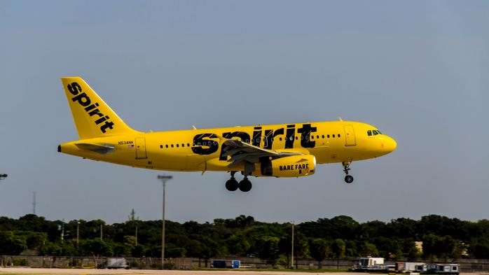 Spirit Airlines to begin international service out of BWI