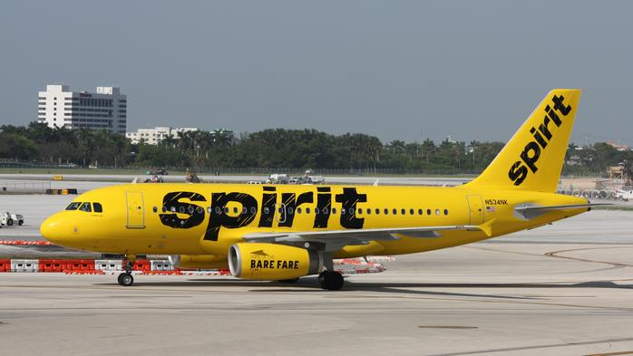 Spirit Airlines pilots picket as contract frustration grows
