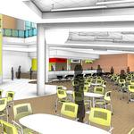 UCF releases new renderings of $17M Student Union expansion, renovation