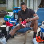 Houston Rockets star <strong>James</strong> <strong>Harden</strong> signs four-year, $118M contract