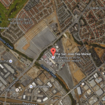 San Jose Flea Market development plans revised as BART reaches toward Berryessa