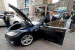 Photos: Electric cars in the Triangle