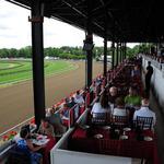Saratoga race track seeks architect as track looks to add luxury seats, party pavilion