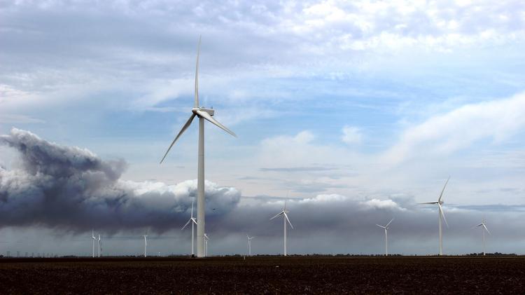 Wind Farms In Oklahoma Map.Duke Energy Building 200 Mw Wind Farm In Oklahoma For City Utilities
