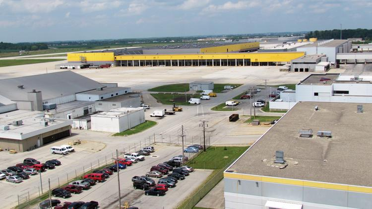 Wilmington Air Park will lose 335 jobs as Amazon leaves town for Cincinnati.