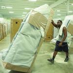 United Furniture to triple space at Lexington hub