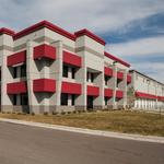 Industrial spec pioneer starts another big-box project in Olathe