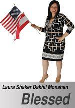 40 Under 40 — Laura Shaker Dakhil Monahan