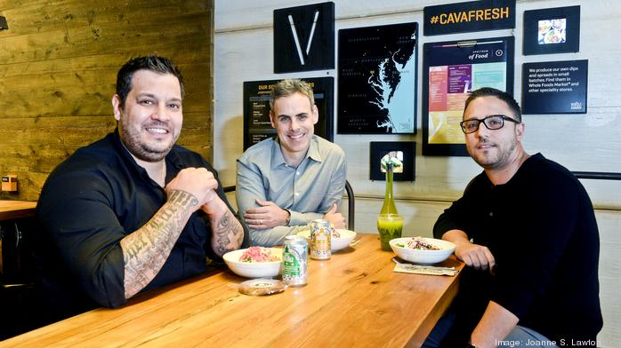 Mediterranean chain plans Boston expansion after Revolution Growth funding