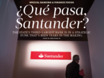 ¿Que pasa, Santander? The state's third-largest bank is in a strategic funk