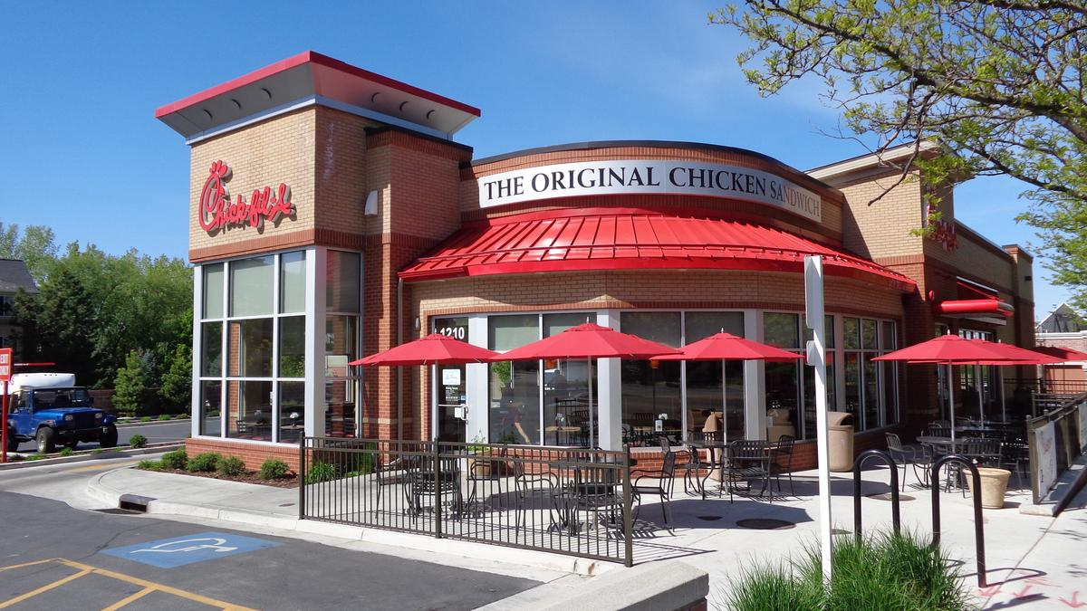 Fast Food Dayton Ohio