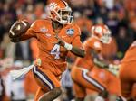 ​Clemson QB Watson heads strong NFL class for Athletes First