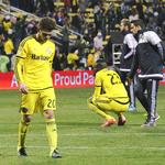 PHOTOS: Crew SC falls to Portland in MLS Cup final at Mapfre Stadium
