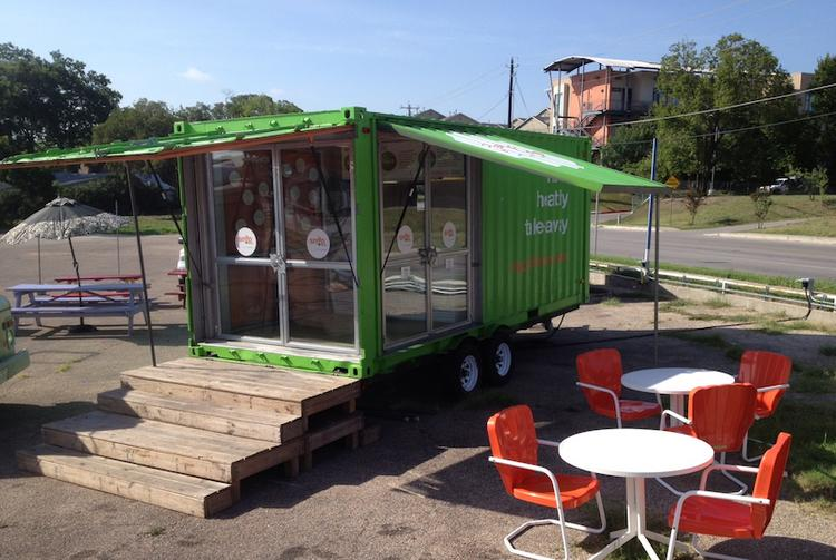 Austin eatery Snap Kitchen finds spot for its portable pod ...