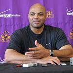 <strong>Charles</strong> <strong>Barkley</strong> pledges $1M to Clark Atlanta University