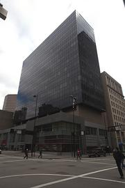 The 580 Building, located on Sixth Street sold for $14 million.