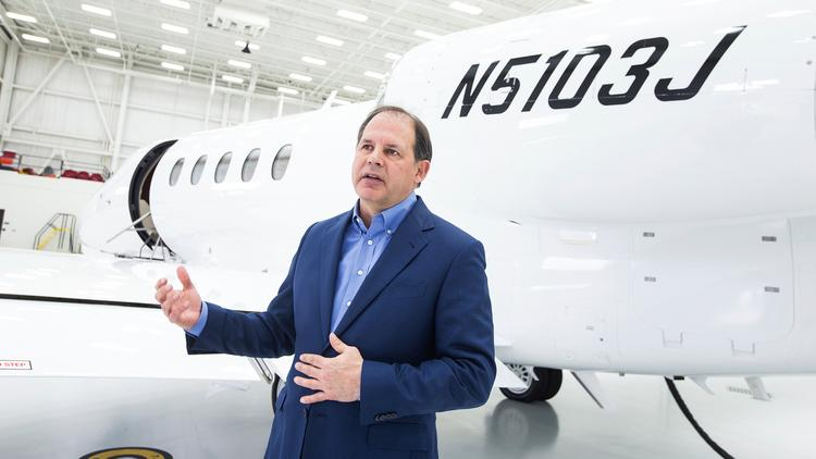 Textron Specialized Vehicles, now led by former Wichita CEO